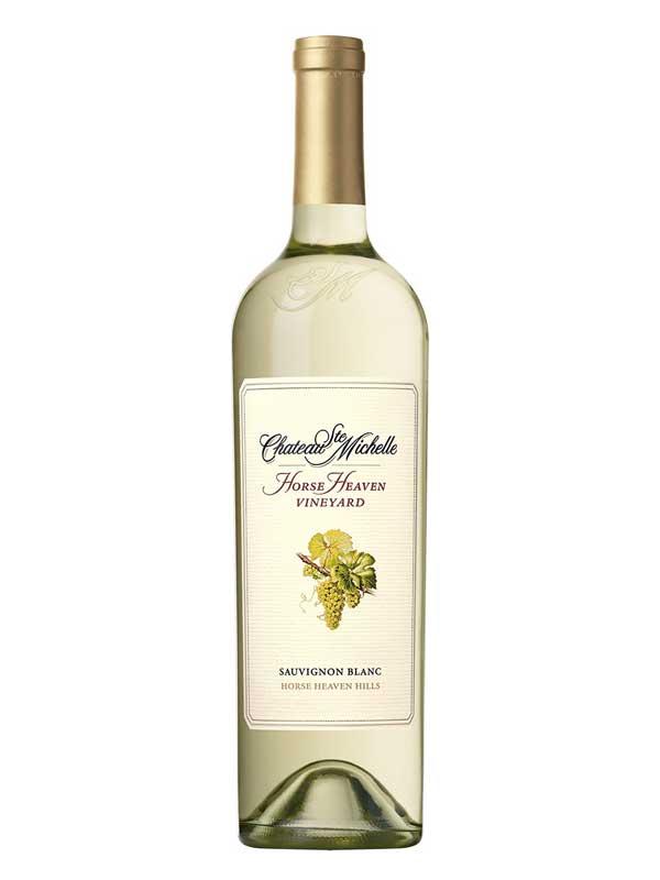 Chateau Ste Michelle Horse Heaven Hills Sauvignon Blanc 2016 750ML Bottle