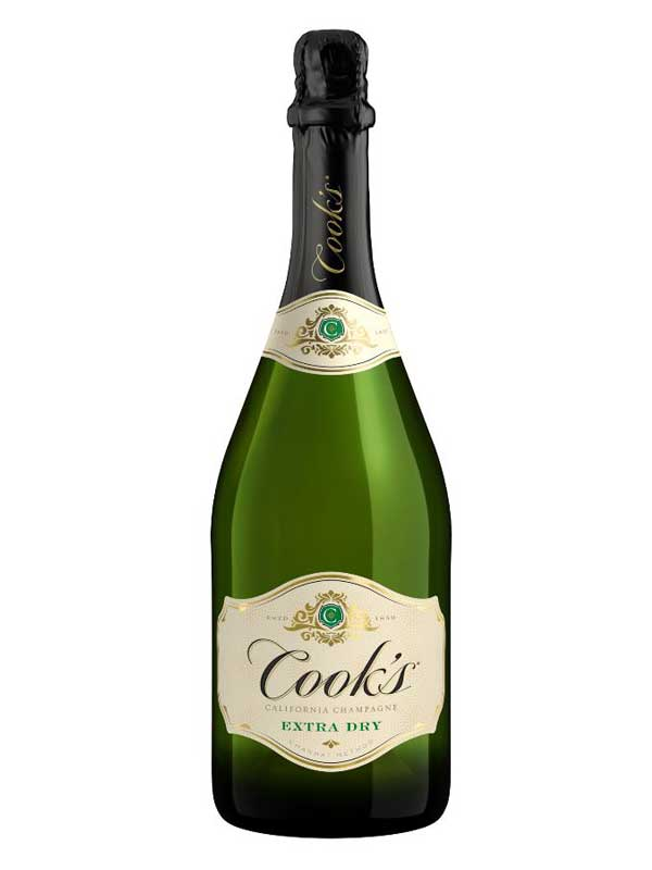 cook 39 s champagne cellars cook 39 s extra dry champagne nv