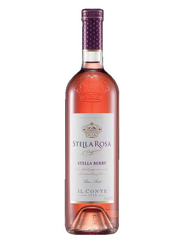 Stella Rosa Wines - Il Conte Stella Rosa Stella Berry Semi ...