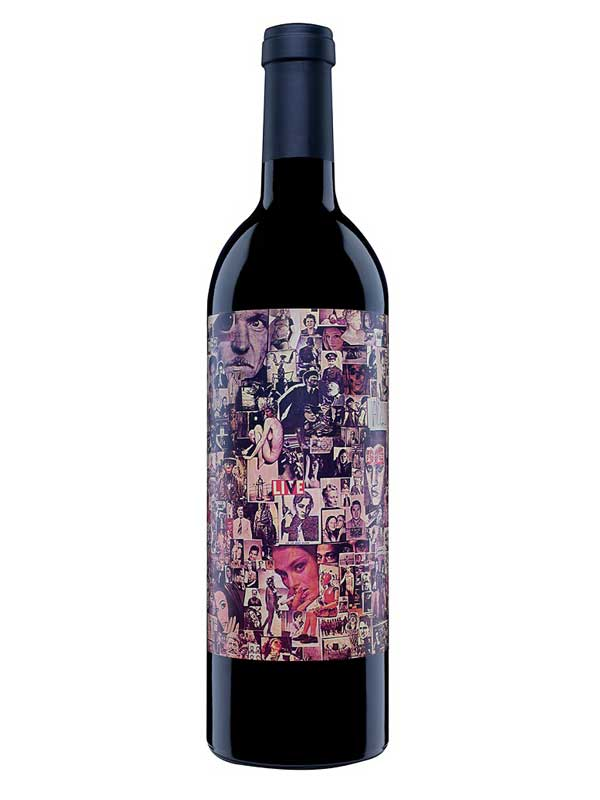 Orin Swift Abstract Napa Valley 750ML Bottle  sc 1 st  WeSpeakWine.com & Orin Swift Cellars - Orin Swift Abstract Napa Valley 2016 750ML ...