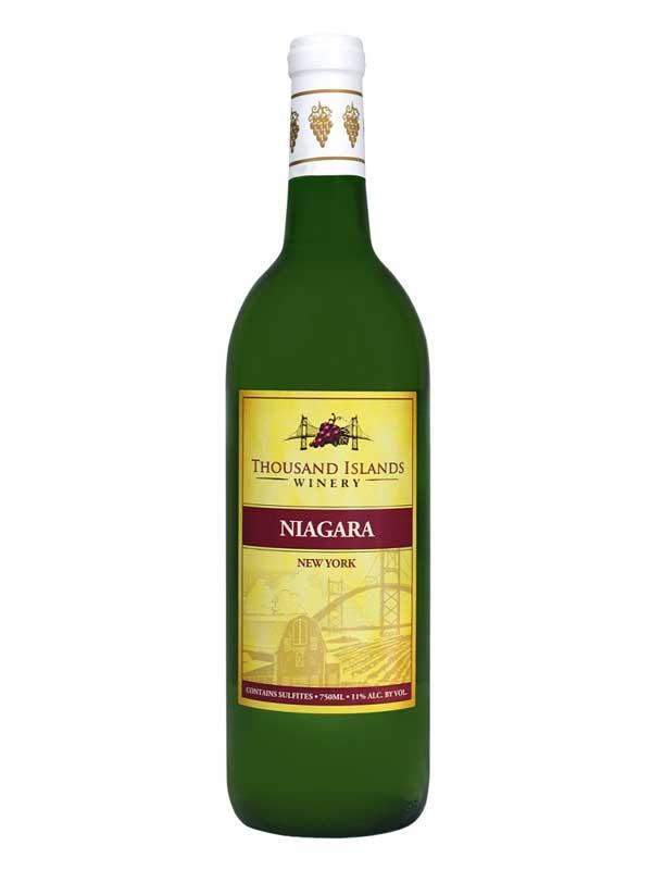 Thousand Islands Winery Niagara Alexandria Bay NV 750ML Bottle