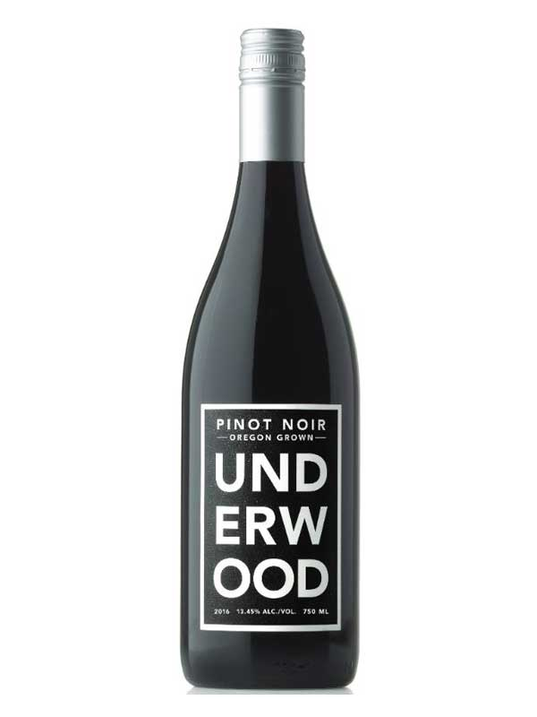 Underwood Cellars Pinot Noir 2016 750ML Bottle  sc 1 st  WeSpeakWine.com & Underwood Cellars - Underwood Cellars Pinot Noir 2016 750ML ...