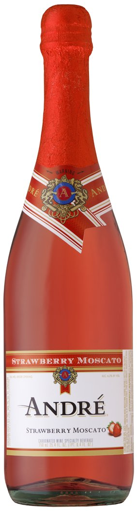 Andre Champagne Andre Champagne Strawberry Moscato