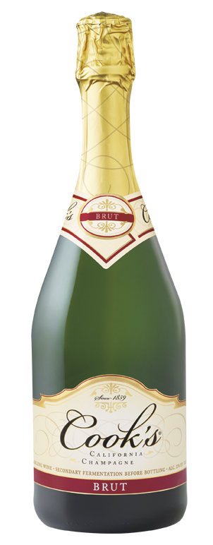 cook 39 s champagne cellars cook 39 s brut champagne nv 750ml