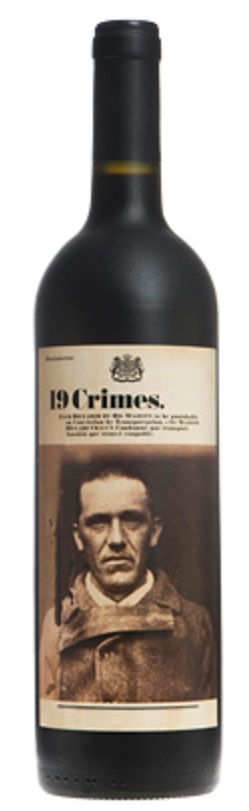 19 Crimes Cabernet Sauvignon South Eastern Australia 2013 750ML Bottle
