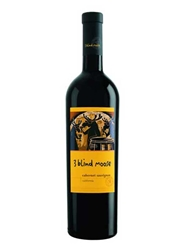 3 Blind Moose Cabernet Sauvignon 750ML Bottle