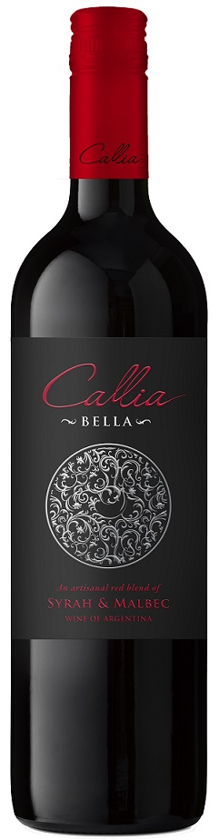 Callia Bella Syrah & Malbec San Juan 2014 750ML Bottle
