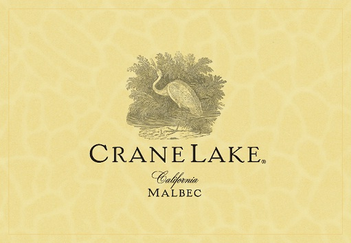 Crane Lake Malbec California 2013 750ML Label