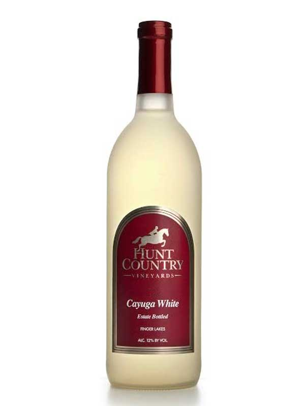 Hunt Country Vineyards Cayuga White Finger Lakes 750ML Bottle
