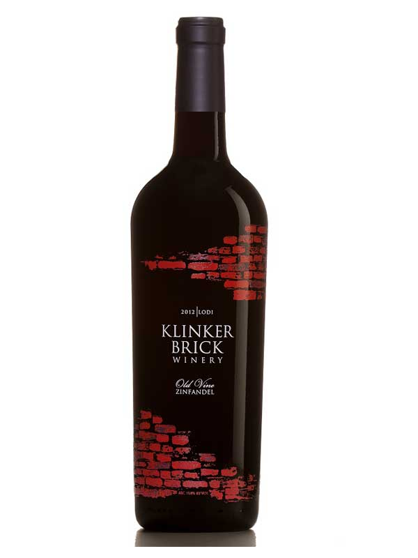 Klinker Brick Old Vine Zinfandel Lodi 2012 750ML Bottle