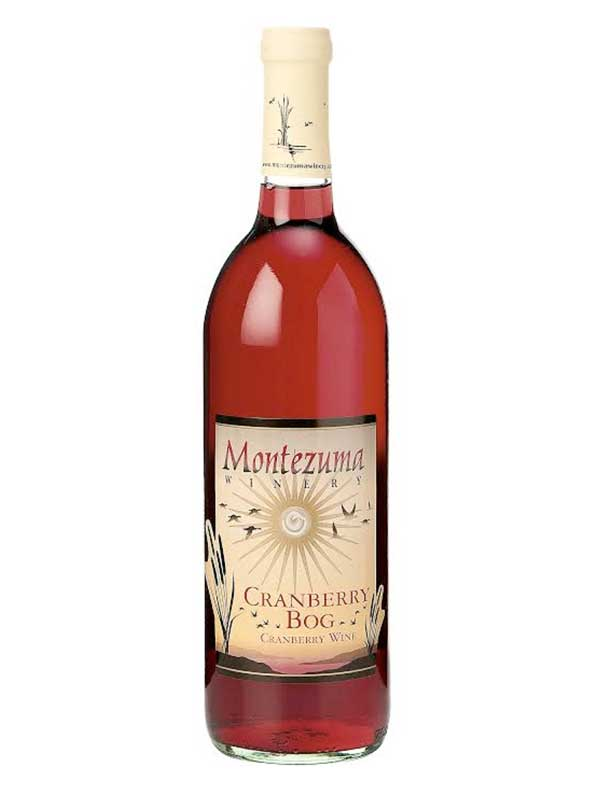Montezuma Winery Cranberry Bog Finger Lakes NV 750ML Bottle
