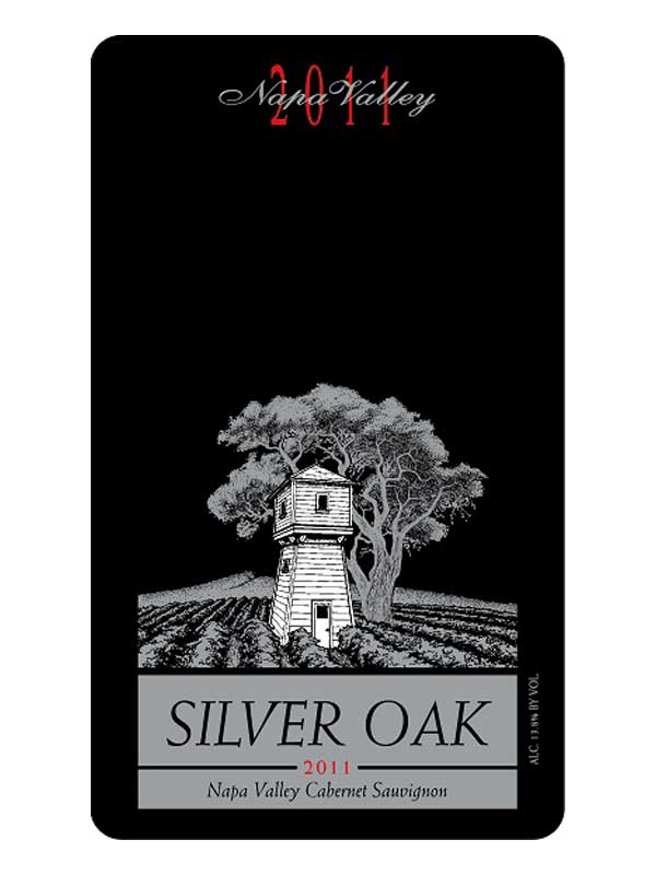 silver oak wine review 2008