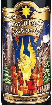 Christkindl Gluhwein Red Spiced Wine 1 Liter - 99309598