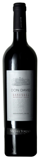 Michel Torino Cabernet Sauvignon Don David Cafayate Valley 2010 750ML