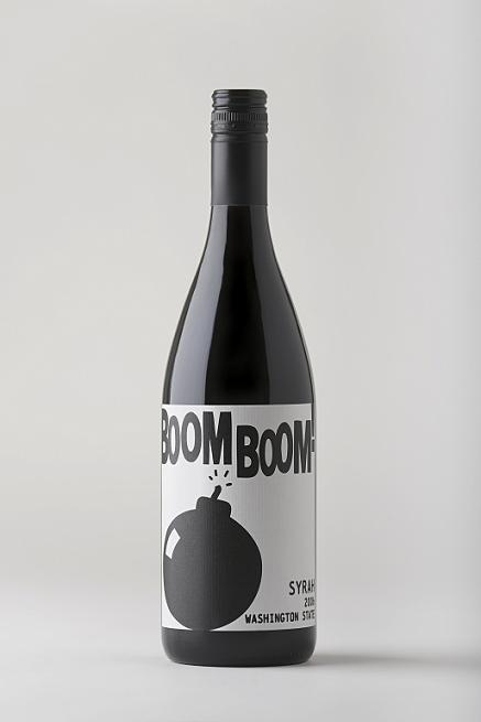 Charles Smith Wines Boom Boom! Syrah Columbia Valley 2010 750ML