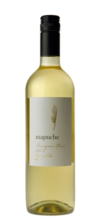 Mapuche Sauvignon Blanc Central Valley 2011 12 Bottle Case 750ML