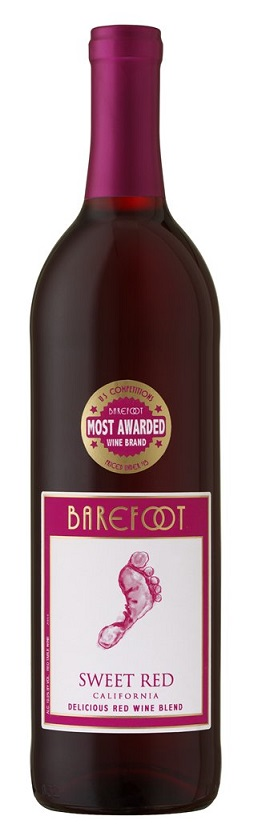 Barefoot Cellars Sweet Red NV 750ML