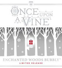 Once Upon A Vine, Enchanted Woods Bubbly 750ML - 989167818