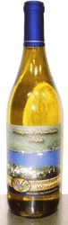 Adirondack Winery Prospect Mountain White (Peach Chardonnay) NV 750ML
