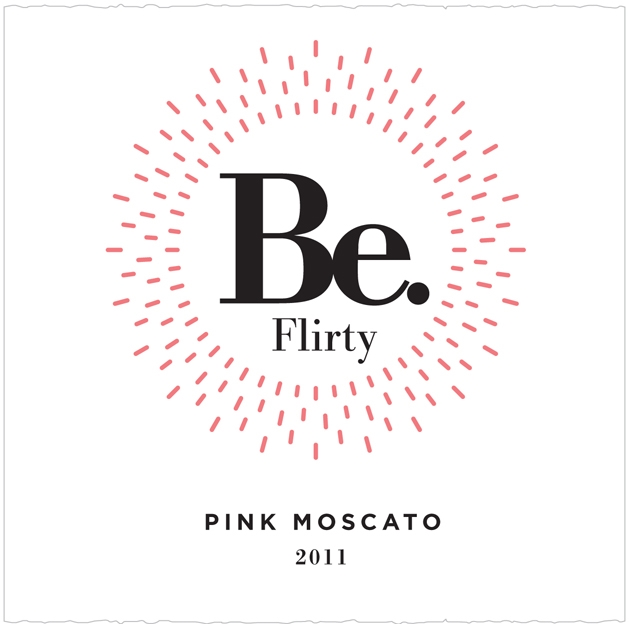 Be. Flirty Pink Moscato 2011 750ML - 989144922