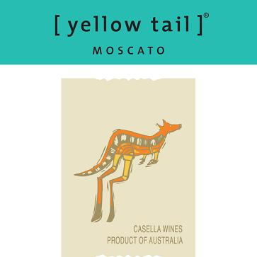 Yellow Tail Moscato Southeastern Australia NV 750ML - 99164312