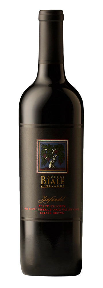 Robert Biale Black Chicken Zinfandel Napa Valley 2010 750ML