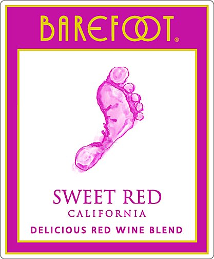 Barefoot Cellars Sweet Red NV 750ML - 989115269