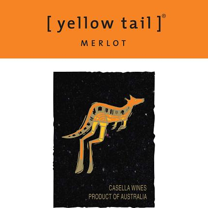 Yellow Tail Merlot South Eastern Australia 750ML - 87655NV