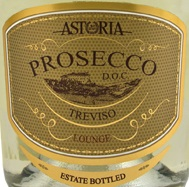 Astoria Lounge Extra Dry Prosecco Treviso NV 750ML - 9132547