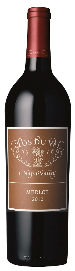 Clos Du Val Merlot Napa Valley 2010 750ML