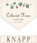 Knapp Winery Cabernet Franc Finger Lakes 750ML