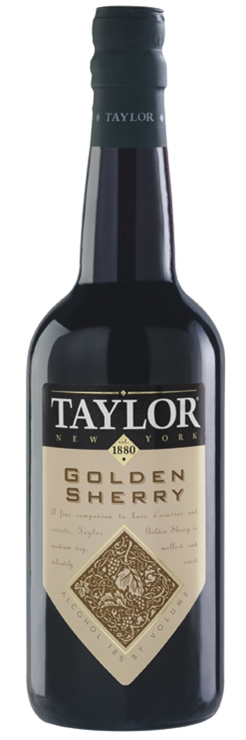 Taylor Golden Sherry NV 750ML