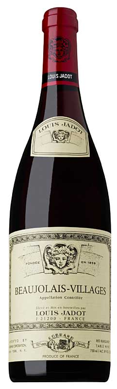 Louis Jadot Beaujolais Villages 2010 750ML