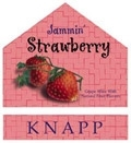 Knapp Winery Jammin Strawberry Finger Lakes NV 750ML