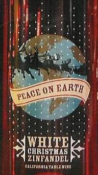 Shoreacre Peace on Earth White Zinfandel 750ML - 9100513