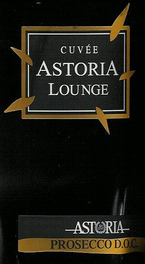 Astoria Lounge Extra Dry Prosecco del Veneto NV 750ML - 96930205