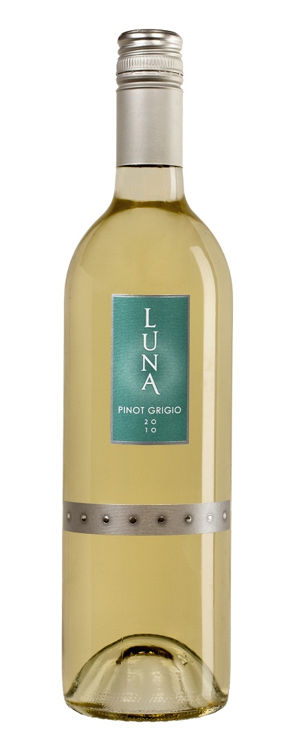 Luna Vineyards Pinot Grigio Napa Valley 2010 750ML