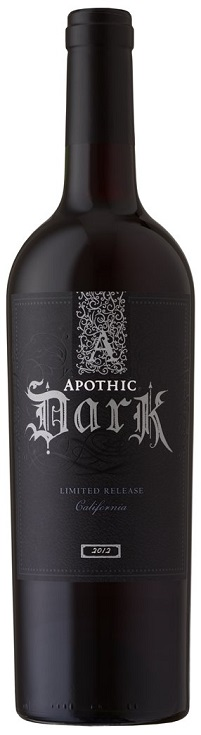 Apothic Dark Red Blend 2012 750ML
