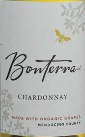 Bonterra Vineyards Chardonnay Mendocino County 2010 750ML - 981034842
