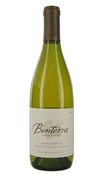 Bonterra Vineyards Chardonnay Mendocino County 2010 750ML