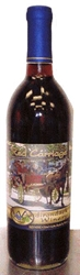 Adirondack Winery Red Carriage (Cranberry Chianti) NV 750ML