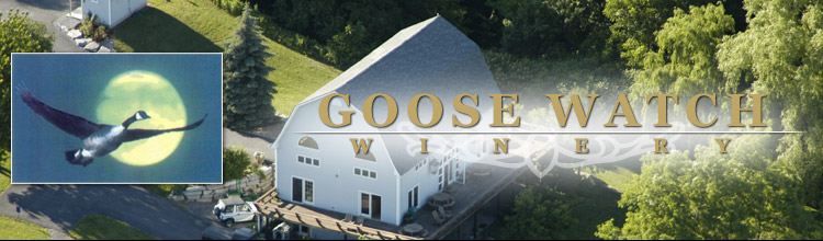 Goose Watch Winery Chambourcin Finger Lakes 750ML