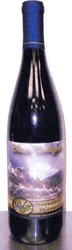 Adirondack Winery Blue Twilight (Blueberry Shiraz) NV 750ML