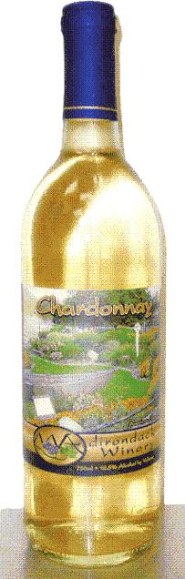 Adirondack Winery Chardonnay NV 750ML