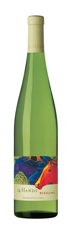14 Hands Riesling 2010 750ML