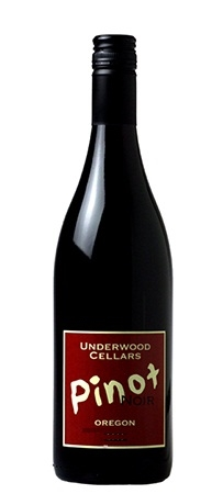 Underwood Cellars Pinot Noir 2010 750ML