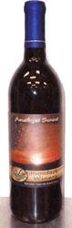 Adirondack Winery Amethyst Sunset (Blackberry Merlot) NV 750ML