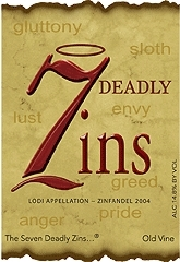 Michael and David Phillips Seven Deadly Zins Lodi 2009 750ML - 989022987