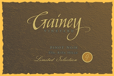 Gainey Vineyard Pinot Noir Limited Selection Santa Rita Hills 2006 750ML