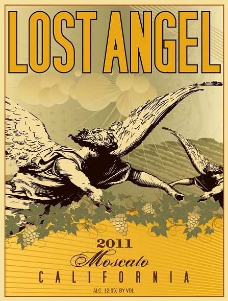 Lost Angel Moscato 2011 750ML - 97331671